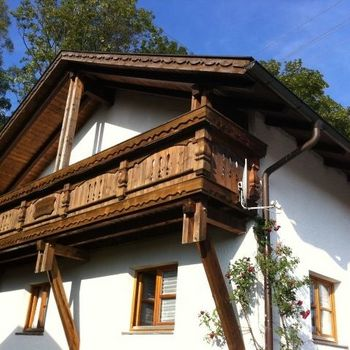 Ferien mit Kind und Hund bayerische Wald