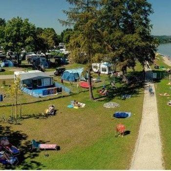 Camping Waging am See – Strandcamping