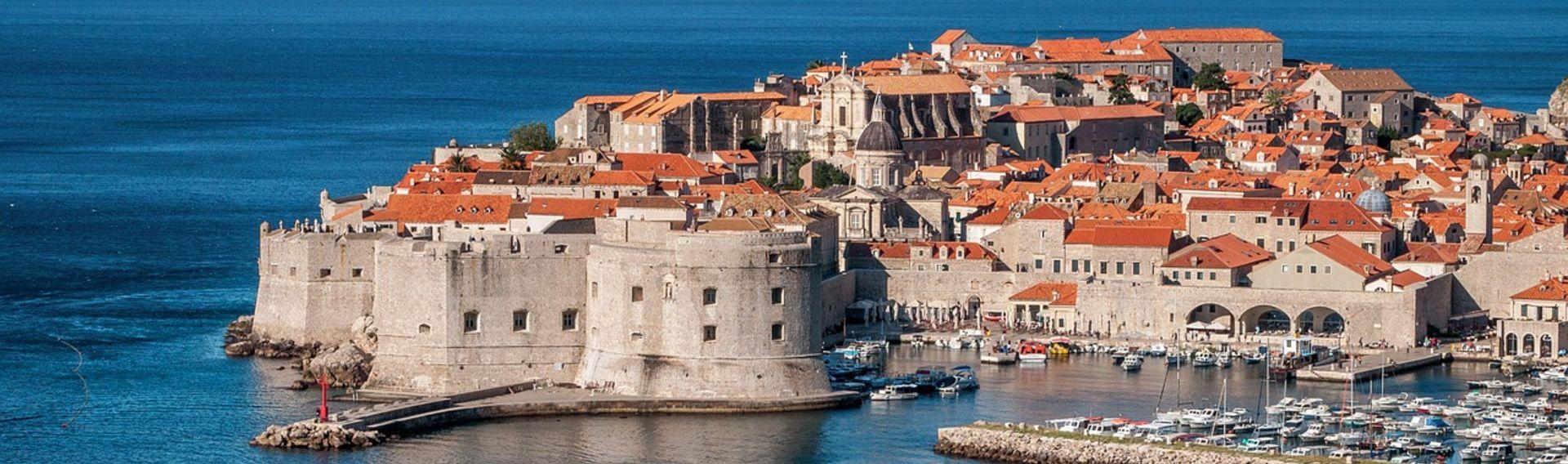 Kroatien Urlaubsorte mit Hund