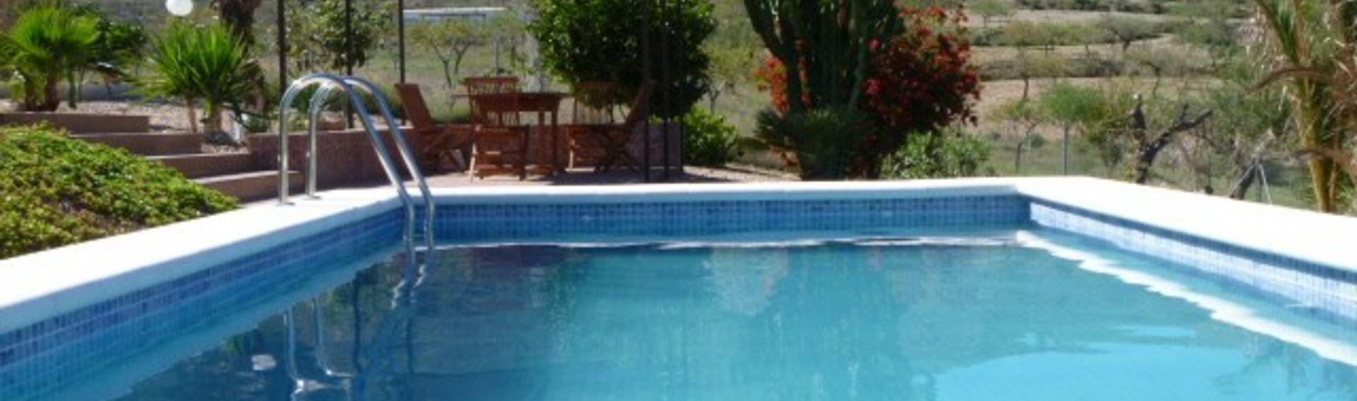 Urlaub Finca mit Hund Spanien