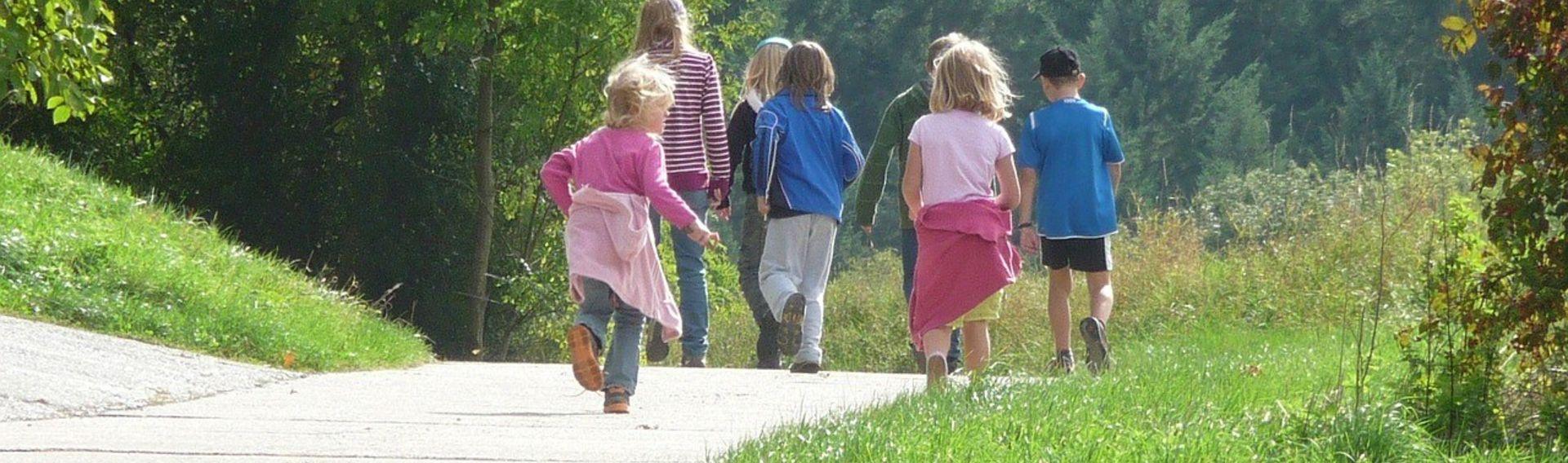 Ausflug Brandenburg mit Kindern und Hund