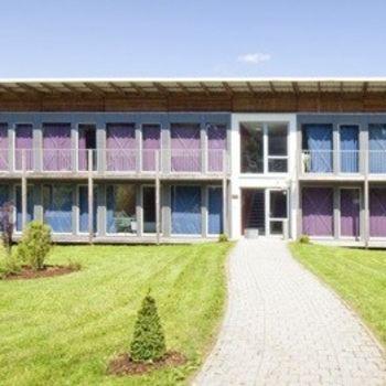 Hotel Umwelt Campus Birkenfeld mit Hund