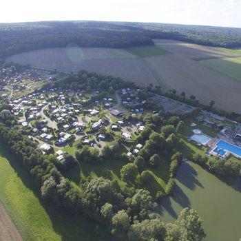 Campingplatz im Erholungspark Nord-Elm