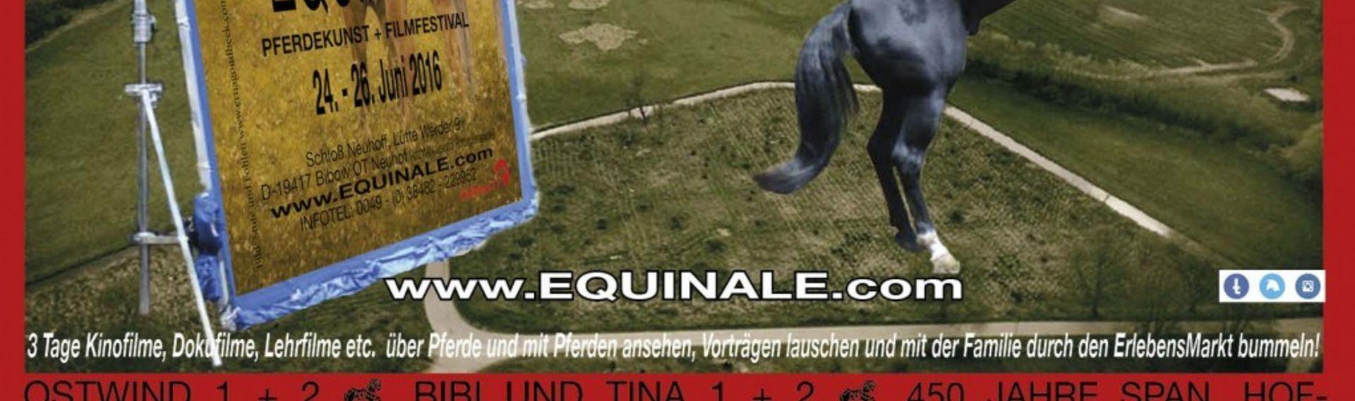 Equinale – Outdoor – PFERDE Filmfestival 2020