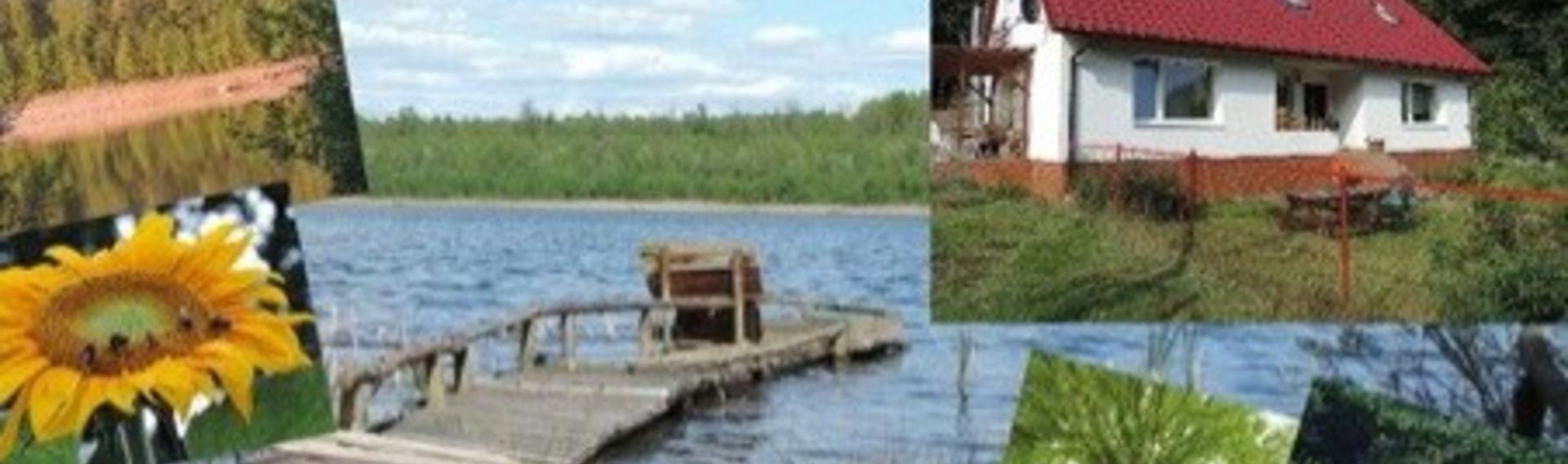 Urlaub mit Hund direkt am See in Polen