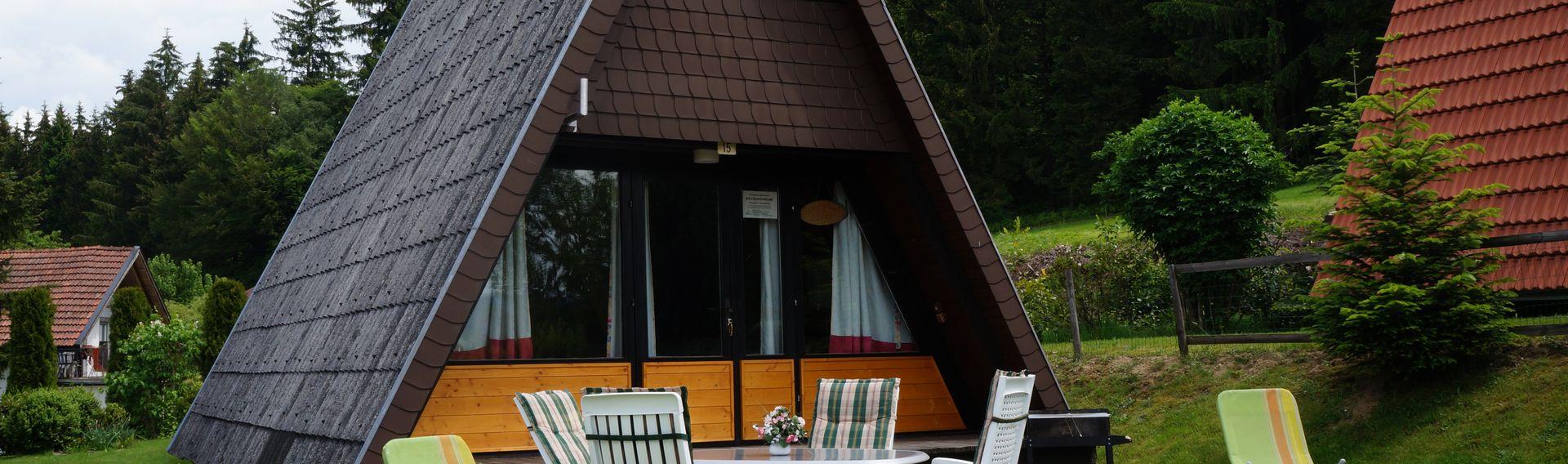 Ferienhaus Luigi am Erlauzwieseler See