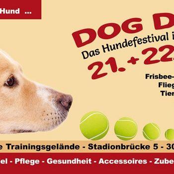 DogDays Hundeveranstaltung Hannover 20.-21.06.2020