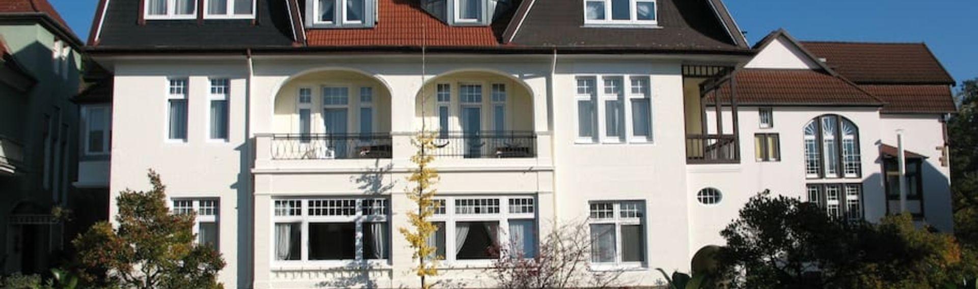 Kurvilla Fürstin Pauline in Bad Salzuflen