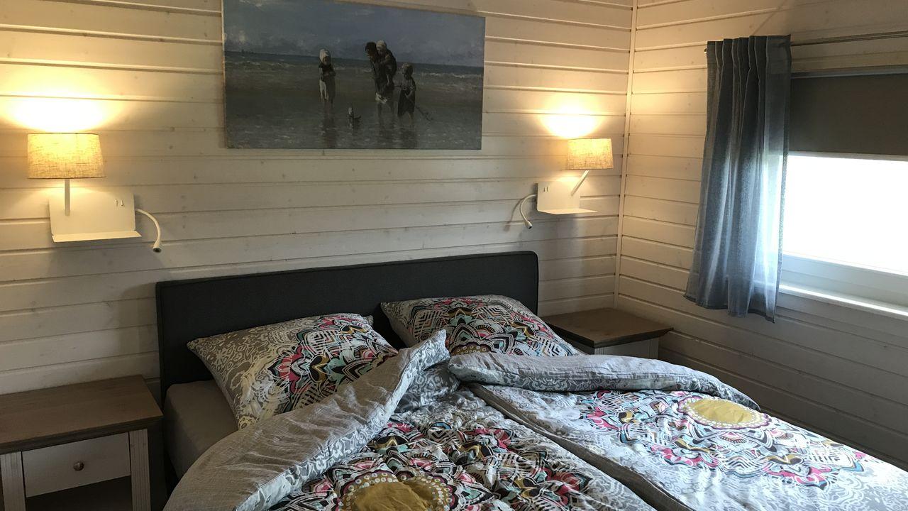 Traumurlaub mit Hund an der Ostsee im neuen Ferienhaus für 2-6 Personen