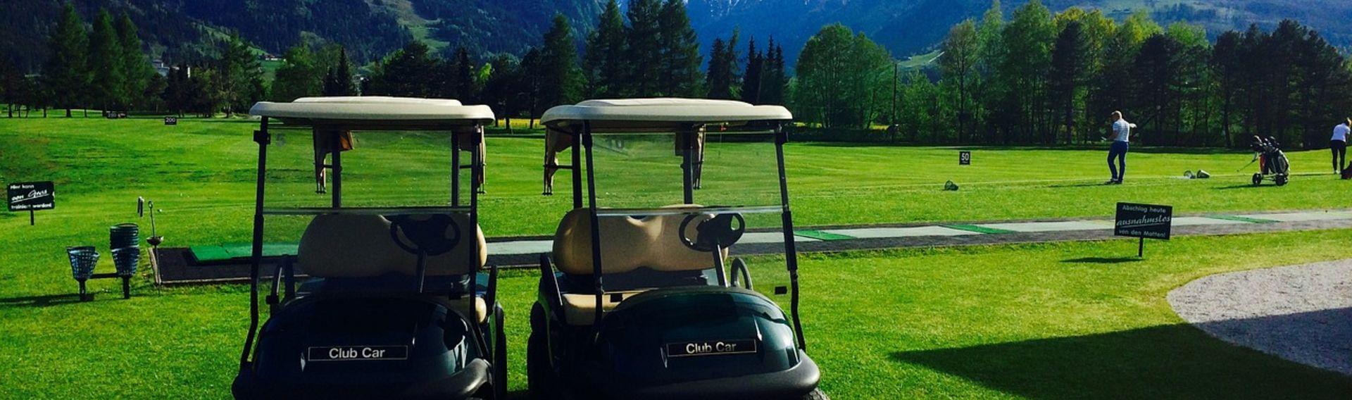 Golfhotels mit Hund