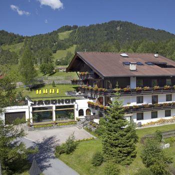 Apartmenthaus Jagdhof mit Sauna