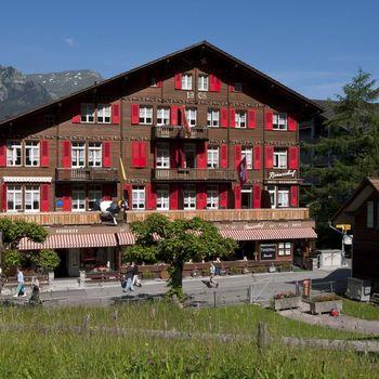 Hotel Bernerhof & Residence